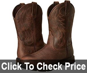 Ariat Men's Groundbreaker Best Work Boot