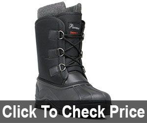 Enzo Romeo Winter Boots