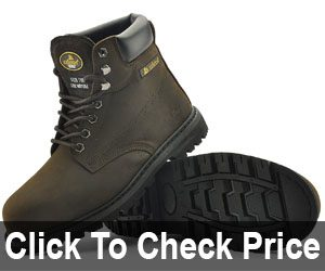 Best Work Boots - Safetoe Steel Toe Boots