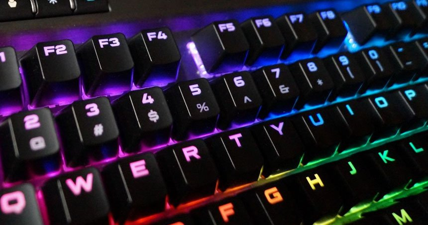 Top 10 Gaming Keyboards Under $50 - 2018 - Reviews and