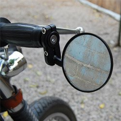 Motorcycle Bar End Mirrors