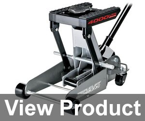 View the Powerbuilt Motorcycle Jack (Model #620422E) online.