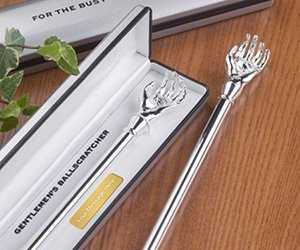 ball scratcher gift for gentleman